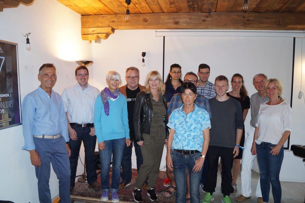 Team der FeG Passau